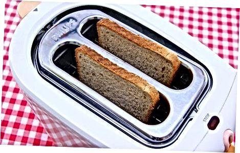 Usando Pão
