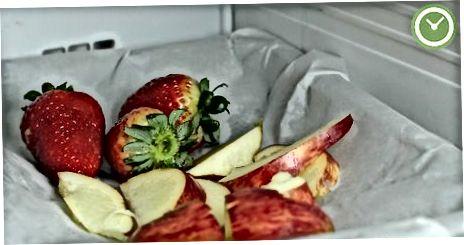 Ngrirja e frutave