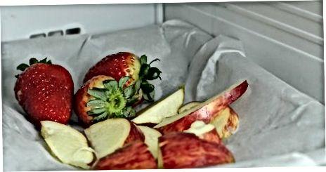 Ruajtja e frutave të ngrira