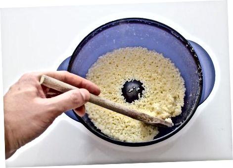 Quinoa mikroto'lqinli pechi