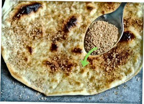 Tortilla doljinini qisish