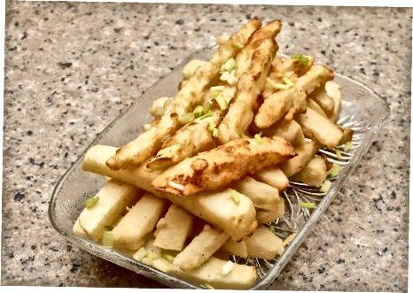 Kepti klasikinės ropių bulvytės