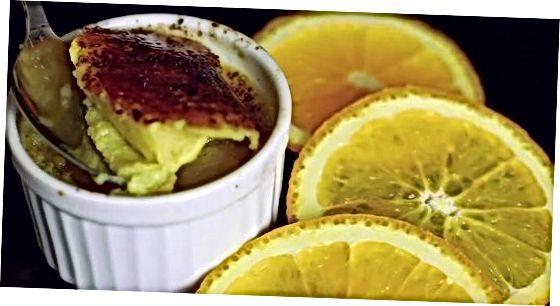 Karamelizing Créme Brüleee pufagi bilan