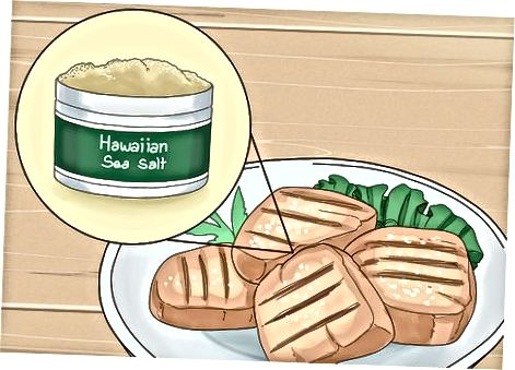 Varenie s morskou soľou