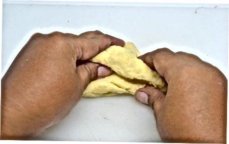 Criando massa multiuso de tapioca