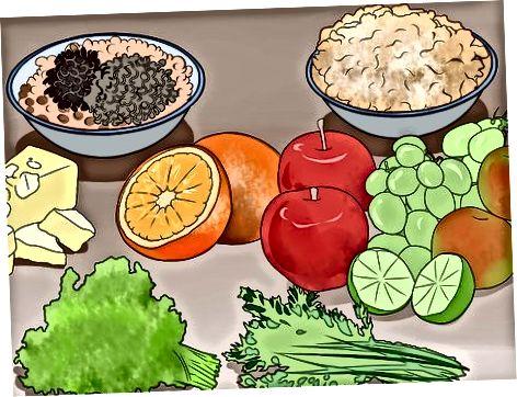 Приготування здорових салатів