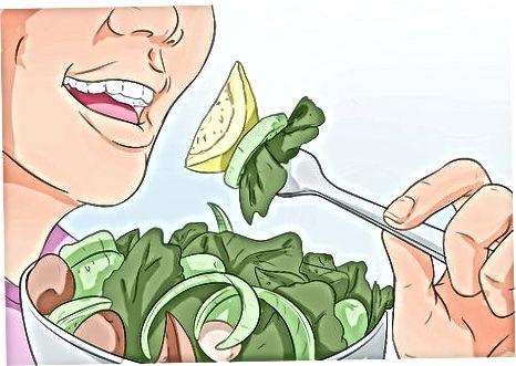 Sog'lom salatlar tayyorlash