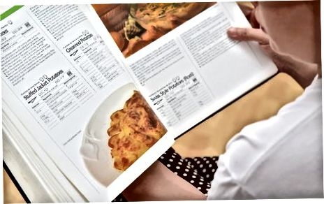 Eksperimenti për të gjetur miellin optimale të pjekjes së glutenit