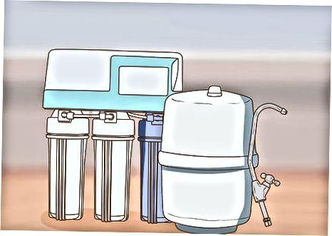 שימוש במערכות סינון שונות