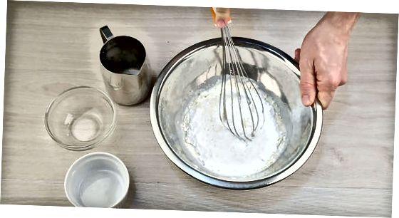 Порошкована цукрова круто глазурована глазур