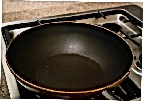 Кување мешаног пржења