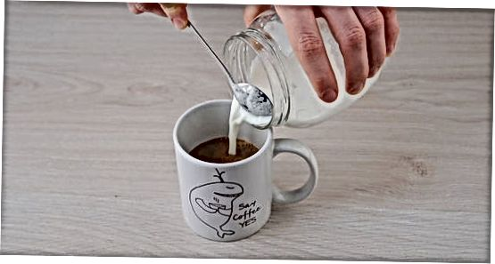Espresso mashinasidan foydalanmasdan