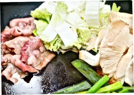 Sukiyaki qilish