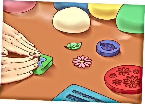 用软糖装饰