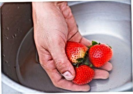 Використання Veggie Wash