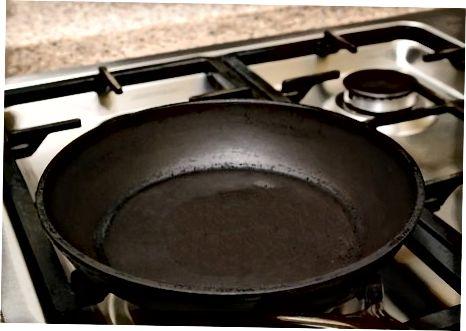 Ein einfaches gebratenes Steak zubereiten