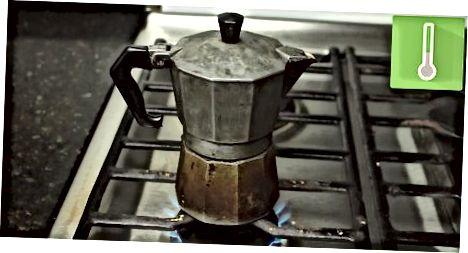 Stovetop Espresso Maker-dan foydalanish