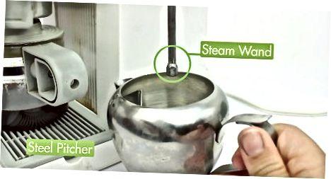 Espresso ichimliklarini tayyorlash