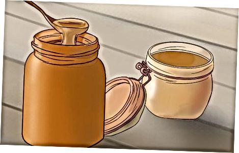 پیدا کردن عسل خام
