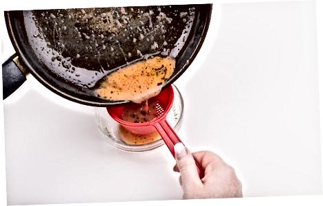 Pan sousini tayyorlash