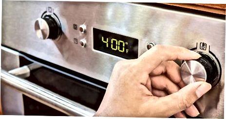 Nastavitev pečice in ponve