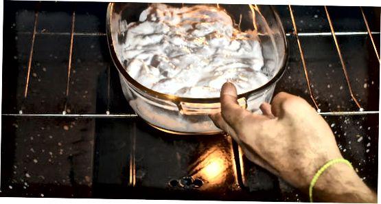De kip koken
