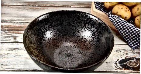 Príprava vašich zemiakov