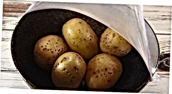 Kontrola vašich zemiakov