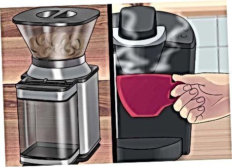 Witlof gebruiken als koffiesurrogaat