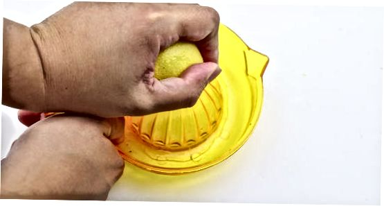 Muzlatilgan limon sharbati