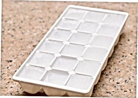 תחזוקה של יצרנית קרח