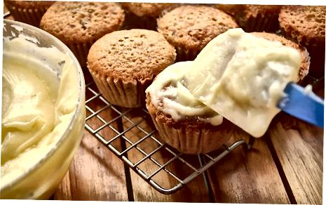 Maple Bekon Cupcakes