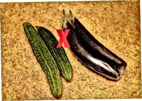 Pasirinkimas labiau patinkančių daržovių