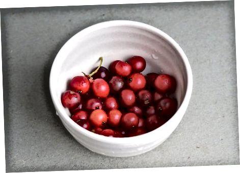 Sweet Cherry Ketchup maken