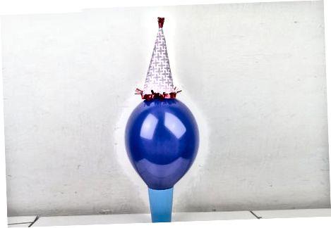 Machen Sie Hüte für Luftballons