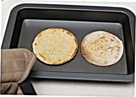 Cozimento e fritura Poppadoms