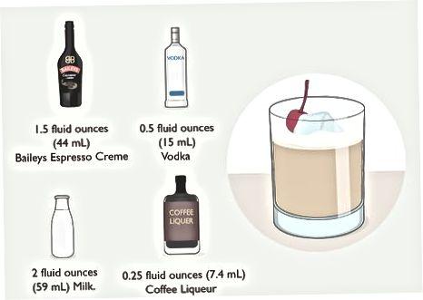 Traditionelle Getränke kreieren