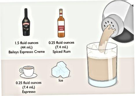 Kreative Getränke und Desserts zubereiten