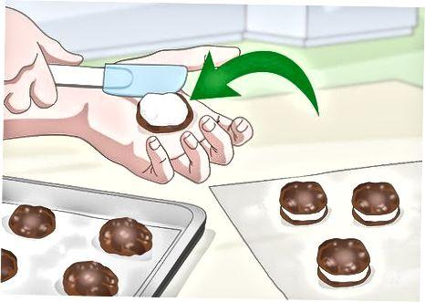 Sumuštinių smokinių sausainių gaminimas