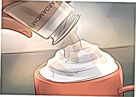 Caffe Mocha-ni shaxsiylashtirish