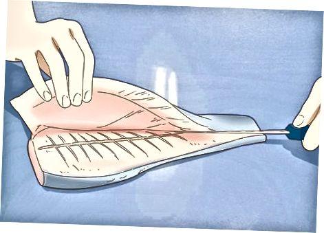 Nozik fileto kesish