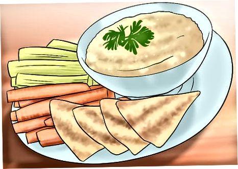 Making Dip, Supë ose Sallatë