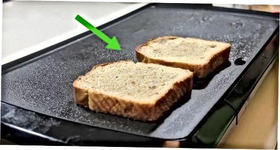 Qovurilgan frantsuz tosti