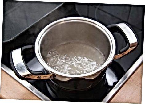 Приготування цукрового сиропу