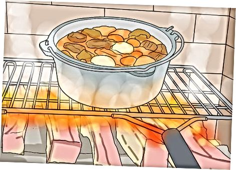 Verwendung verschiedener Kochmethoden