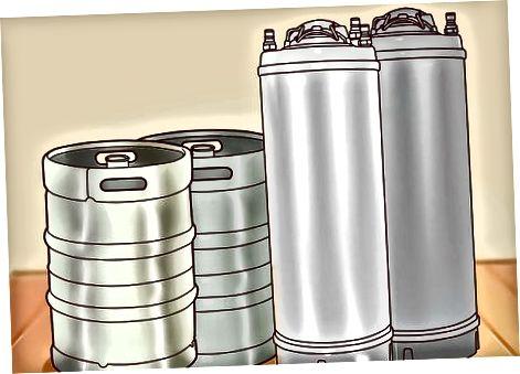 Nákup sudu na domáce pivo
