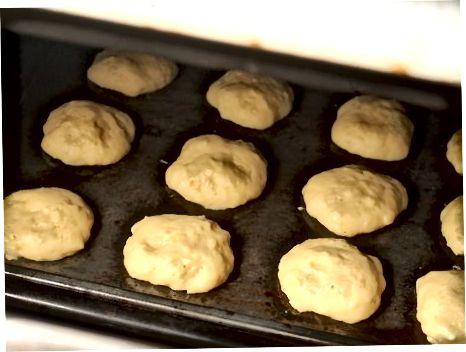 Assando os Cookies