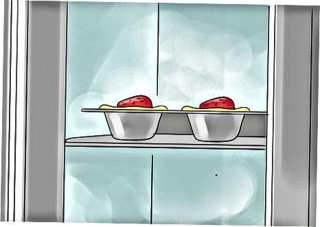 Vanilinio kremo užpildymo paruošimas (2 variantas)