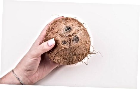 Купівля та зберігання цілого кокосового горіха