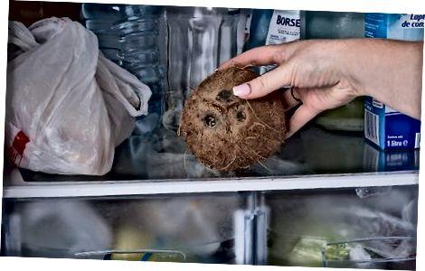 Купівля та зберігання сушеного кокосового горіха